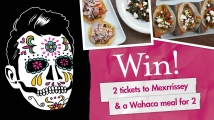Wahaca and Mexrrissey Competition Brighton Dome