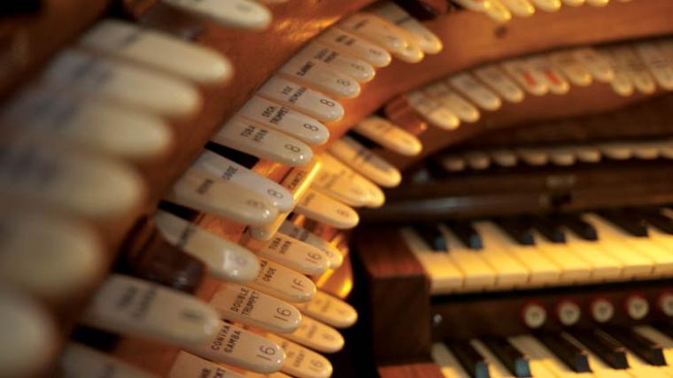 Organ Showcase Brighton Dome