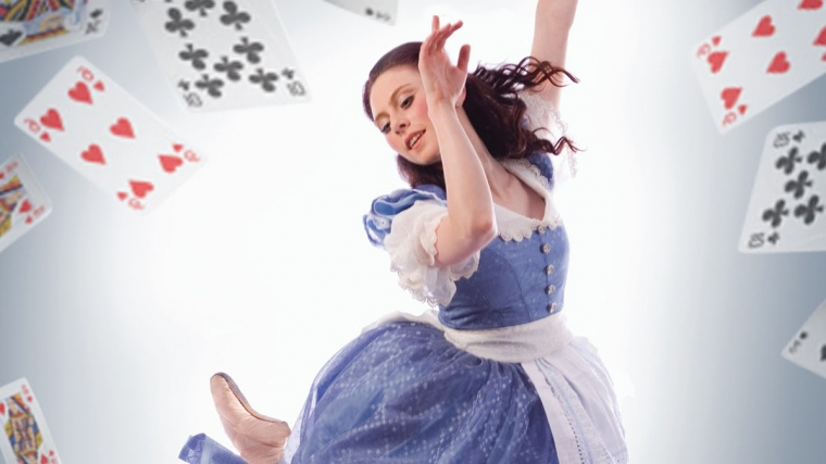Alice in Wonderland at Brighton Dome