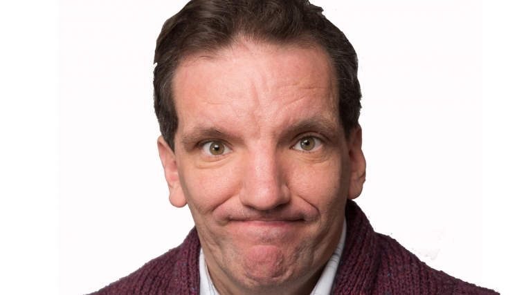 Henning Wehn at Brighton Dome