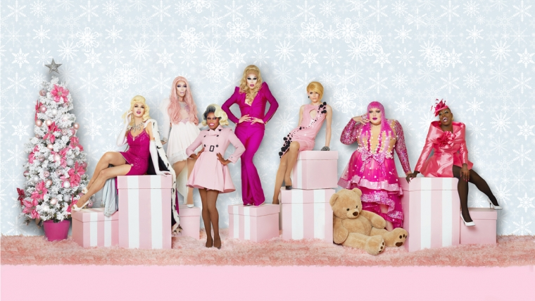Christmas Queens.Christmas Queens Brighton Dome