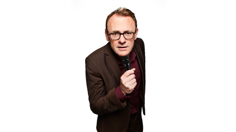 Sean Lock at Brighton Dome