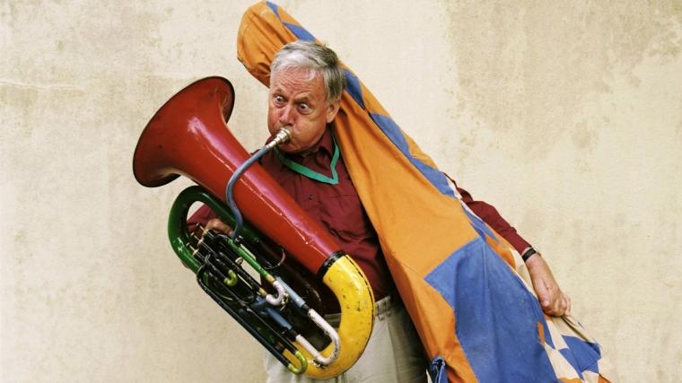 Herbie Flowers' Jazz Breakfast at Brighton Dome