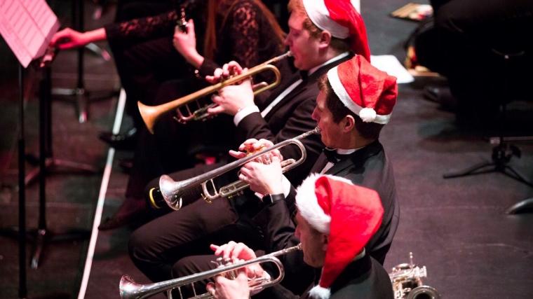 Brighton Festival Chorus at Christmas