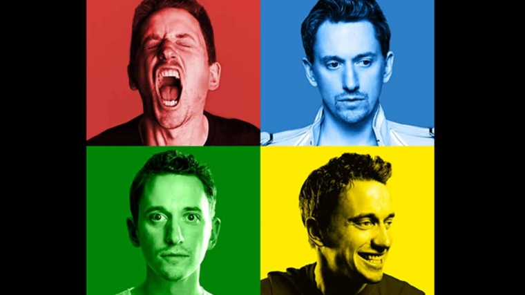 John Robins at Brighton Dome