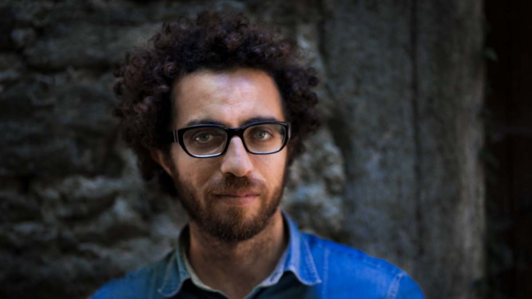 Image of Mazen Maarouf creator of Jokes for the Gunmen