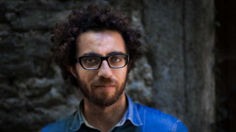 Image of Mazen Maarouf creator of Jokes for the Gunmen