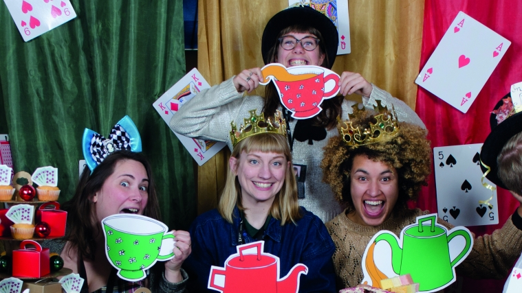Christmas Open Day at Brighton Dome