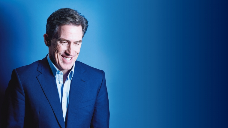 Rob Brydon A Night Of Songs and Laughter
