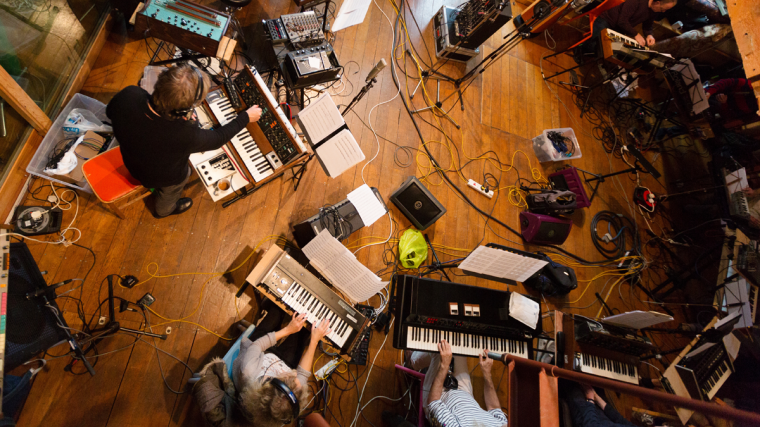 The Will Gregory Moog Ensemble at Brighton Dome