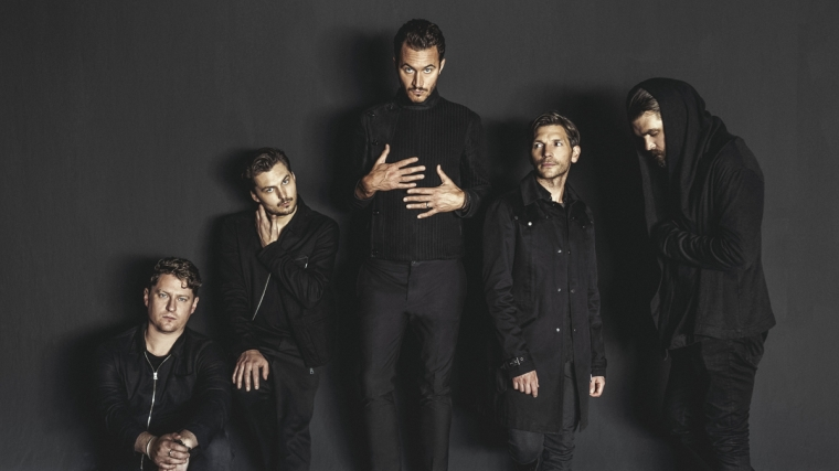 Editors at Brighton Dome