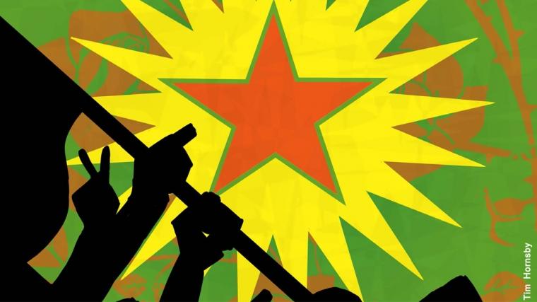 Revolutions in Rojava at Brighton Dome