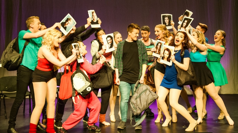 Musical Theatre Showcase 2016 at Brighton Dome