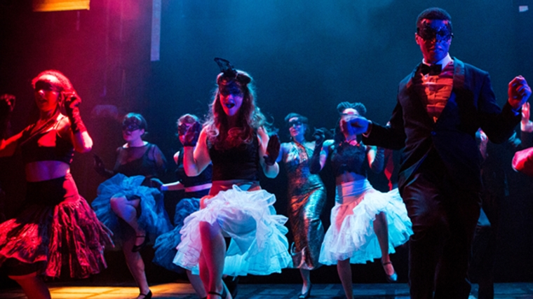 National Youth Theatre Auditions at Brighton Dome
