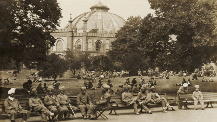 Image Credit:The Royal Pavilion and Museums, Brighton and Hove