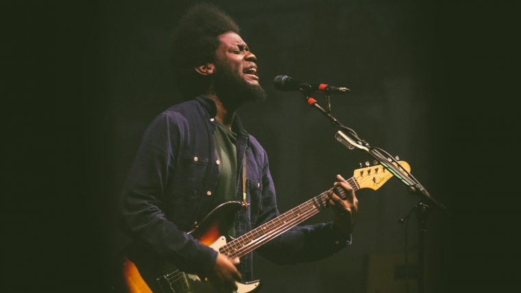 Michael Kiwanuka at Brighton Dome