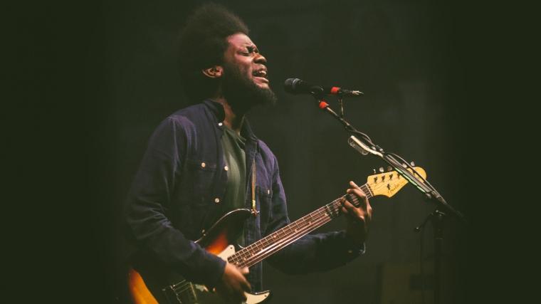 Michael Kiwanuka at Brighton Dome