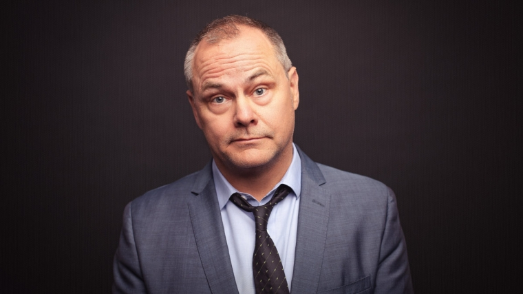 Jack Dee, photo credit Aemen Sukkar
