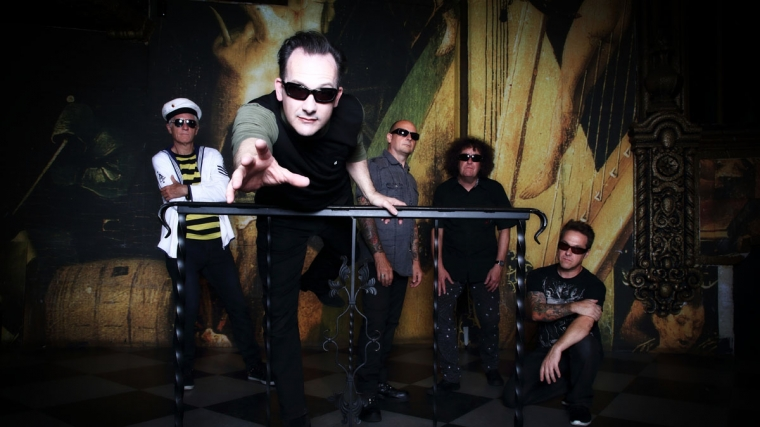 The Damned at Brighton Dome