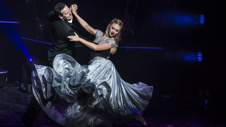 Brendan Cole at Brighton Dome
