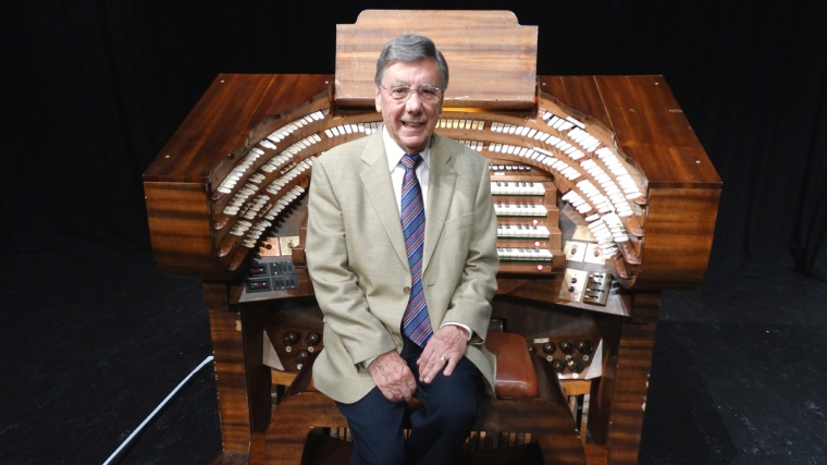 Organ Concerts featuring John Mann at Brighton Dome