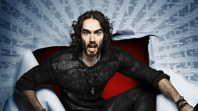 Russell Brand - Re:Birth at Brighton Dome, Sun 5 Nov
