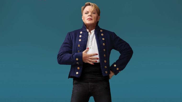 Eddie Izzard at Brighton Dome