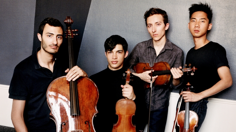 Quatuor Arod at Brighton Dome