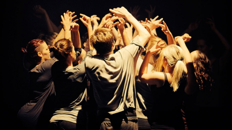Sussex Downs Dance's Momentum at Brighton Dome