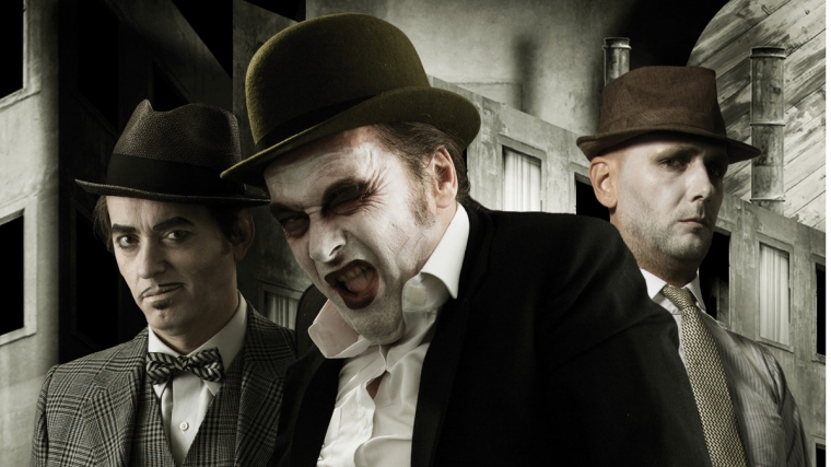 The Tiger Lillies at Brighton Dome