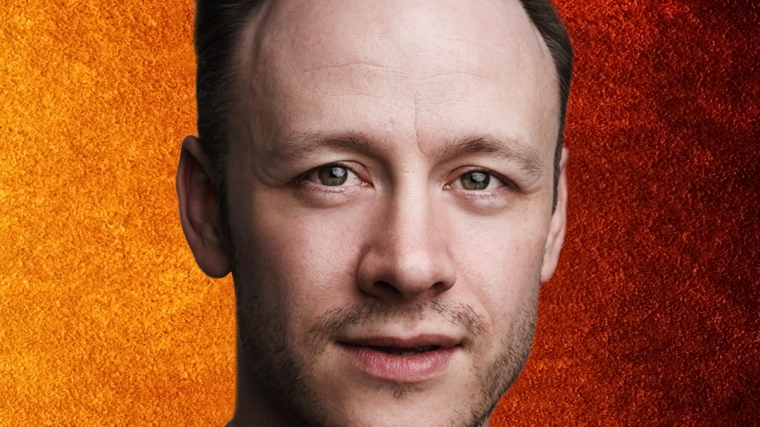 Kevin Clifton in Burn the Floor