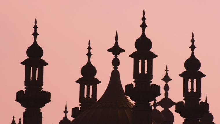 Rise & Shine in the Royal Pavilion Gardens, presented by Brighton Dome