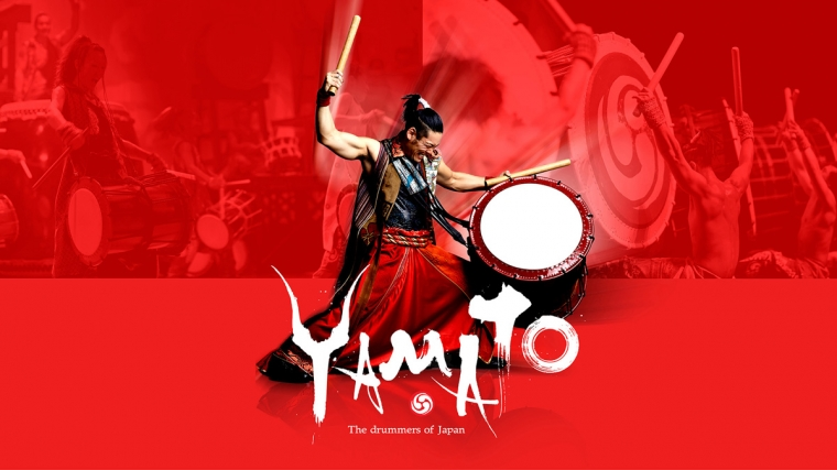 Yamato: The Drummers of Japan live at Brighton Dome