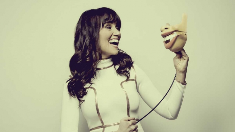 Live at Brighton Dome with Nina Conti, Lou Sanders, Glenn Moore and Jessica Fostekew