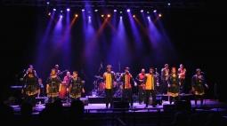 London African Gospel Choir present Marley