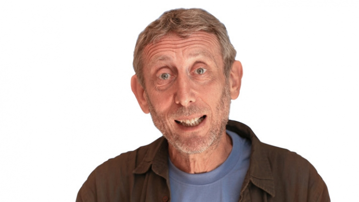 Michael Rosen is Brighton Festival 2013 Guest Director