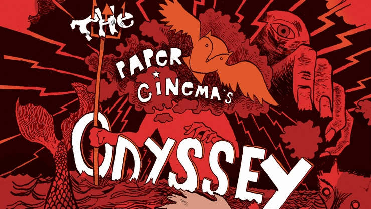 The Paper Cinema's Odyssey at Brighton Dome Studio