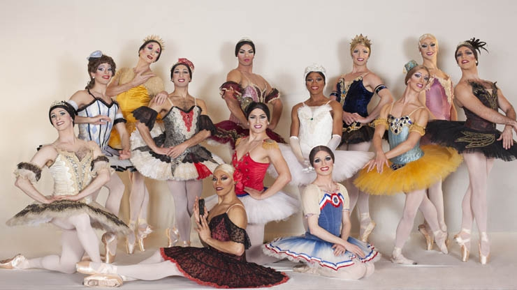 Les Ballets Trockadero preferred image Brighton Dome