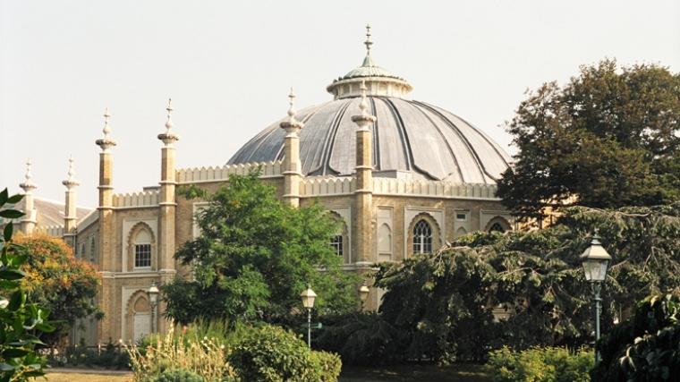 Brighton Dome exterior