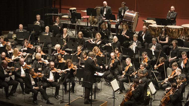 Brighton Philharmonic Orchestra at Brighton Dome Concert Hall