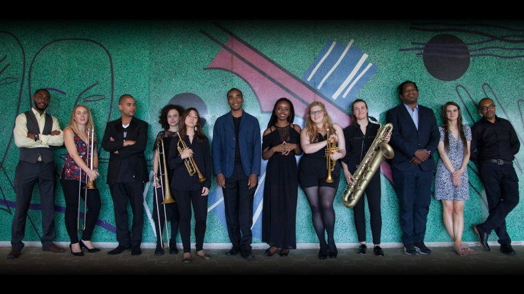 Members of Nu Civilisation Orchestra