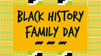 Black History Family Day at Brighton Dome