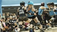 Brighton Rockers Roller Derby at Brighton Dome