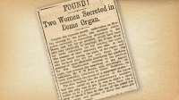 Suffragette Argus Article
