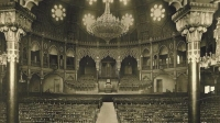 Brighton Dome Concert Hall after its 1867 transformation by architect Philip Lockwood