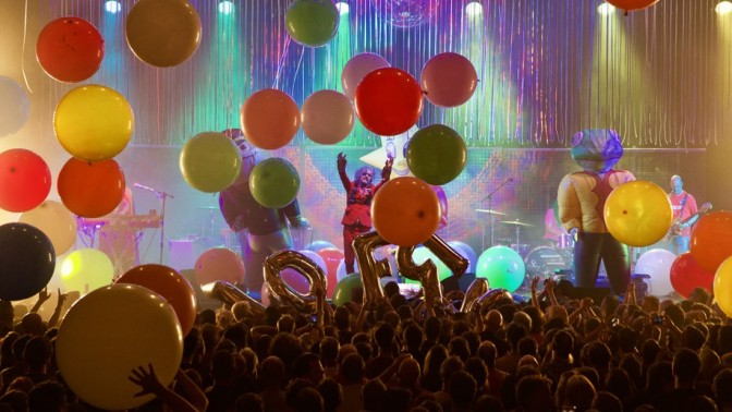 The Flaming Lips, Brighton Festival 2013