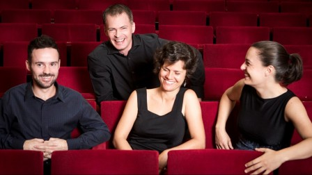 Elias String quartet at Brighton Dome