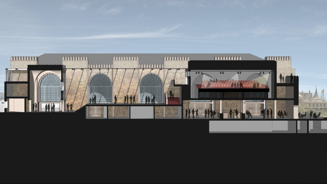 Brighton Dome - Designing Our Future