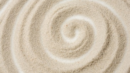 Circles in the Sand at Brighton Dome
