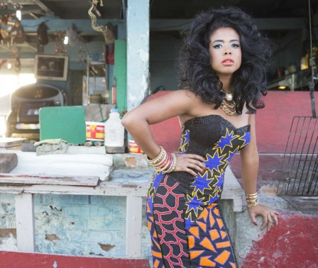 Kelis at Brighton Dome 2014